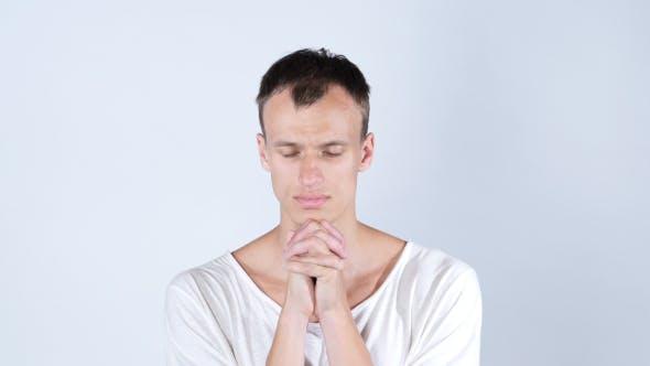 Thumbnail for Praying Man