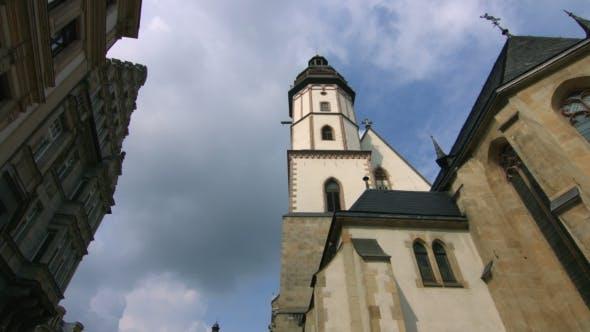 Thumbnail for Thomaskirche In Leipzig
