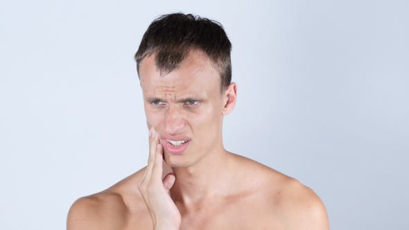 Thumbnail for Young Man with Pain in Teeth, Mouth CAvity