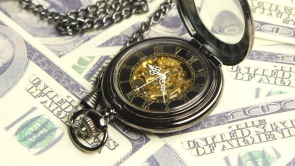 Thumbnail for Skeleton Antique Clock