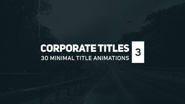 Thumbnail for Corporate Titles 3