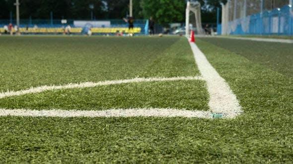 Thumbnail for Field Corner. American Football Training