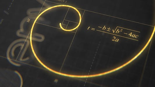 Thumbnail for Golden Ratio Logo