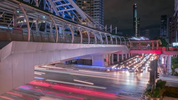Thumbnail for Traffic City Night Light