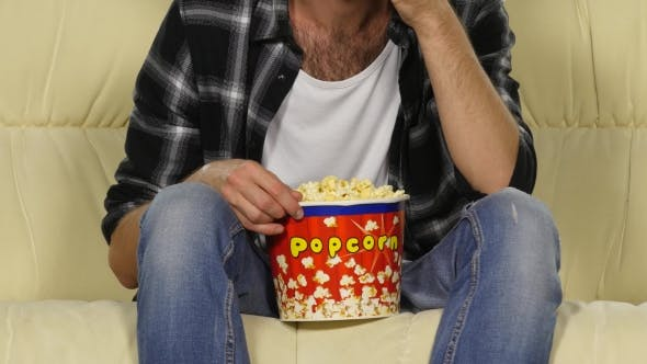 Thumbnail for Bucket Of Popcorn And a Hand Of The Man