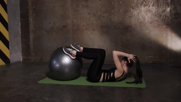 Thumbnail for Pelota de fitness