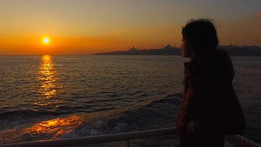 Cover Image for Istanbul and Ferry Journey