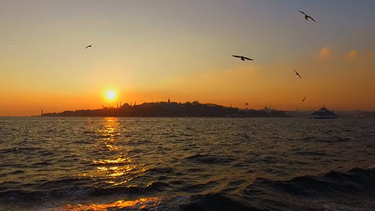 Thumbnail for Istanbul Sunset