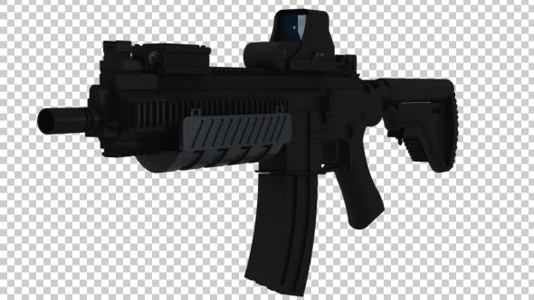 Thumbnail for M416 - German Assault Rifle