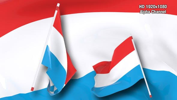 Thumbnail for Flag Transition - Luxembourg