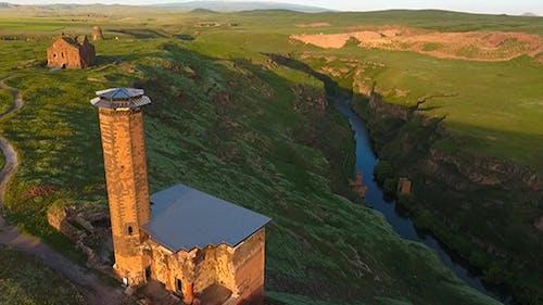 Ani Ruins and Araks River