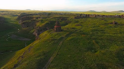 Ani Ruins and Arpacay Valley