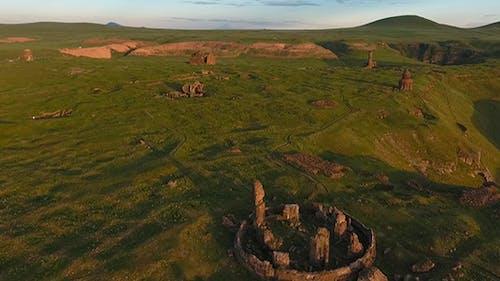 Abandoned Ruins- Turkey