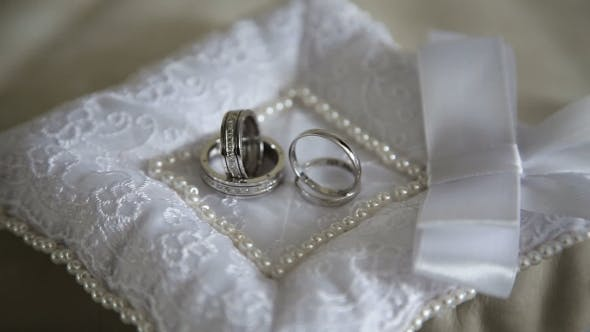 Thumbnail for Two Wedding Rings.