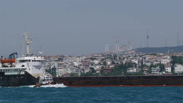 Thumbnail for Ship In Bosporus.