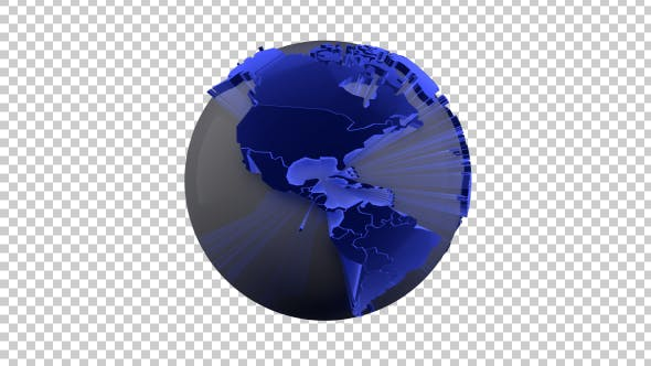 Thumbnail for Blau Transparent Erde