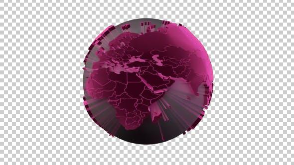 Thumbnail for Rot Transparent Erde