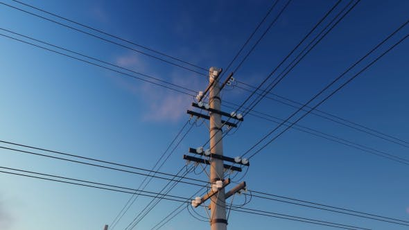 Thumbnail for Cross Electric Poles
