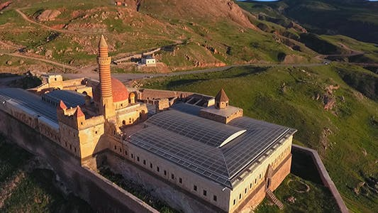 Thumbnail for Historical Ishak Pasha Palace-Turkey