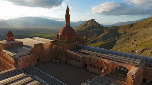 Thumbnail for Ishak Pasha Palace Near Dogubayazit-Turkey