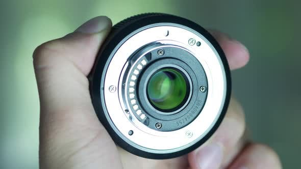 Thumbnail for Camera Lens