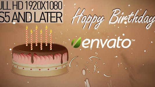 Cover Image for Happy Birthday