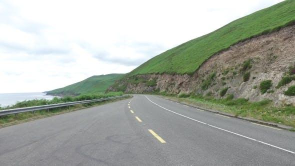 Thumbnail for Asphalt Road At Wild Atlantic Way In Ireland 71