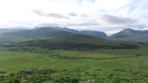 Thumbnail for Killarney National Park Valley View In Ireland 82