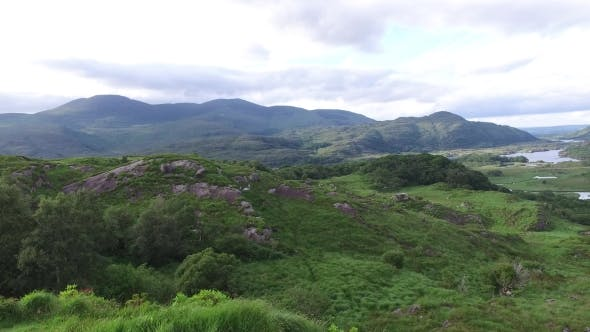 Thumbnail for Killarney National Park Valley View In Ireland 81