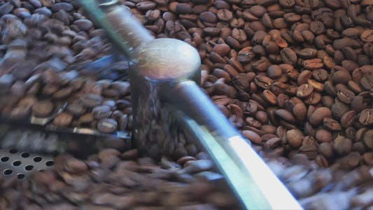 Thumbnail for Process Of Roasting Coffee