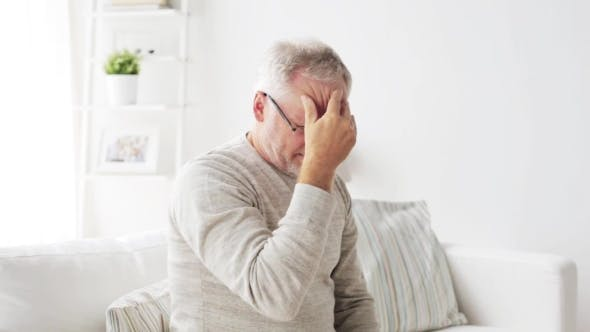 Thumbnail for Senior Man Suffering From Headache At Home 29