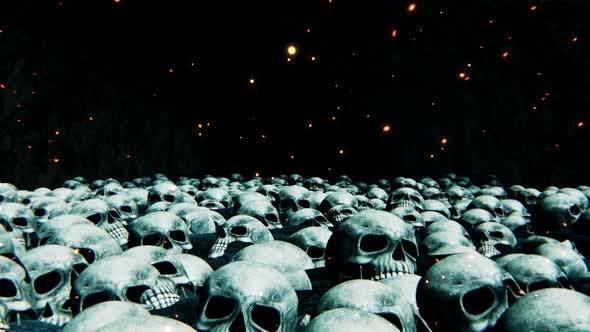 Thumbnail for Skull Stream 02 4k
