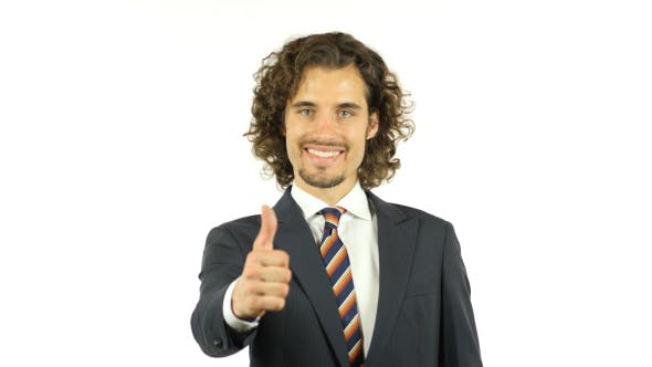 Cover Image for Business Thumbs Up