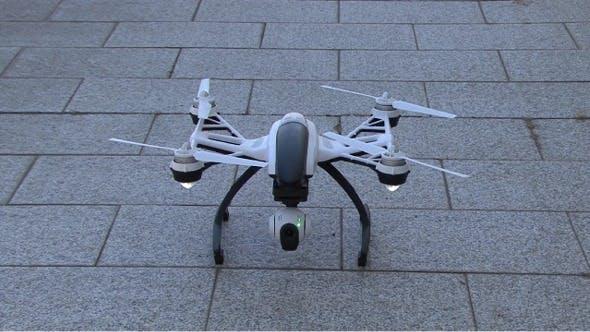 Drone Take Off