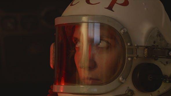 Thumbnail for Soviet Woman Cosmonaut