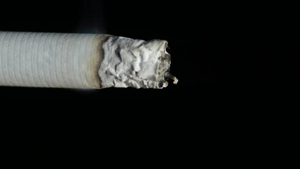 Thumbnail for Burning Cigarette  -