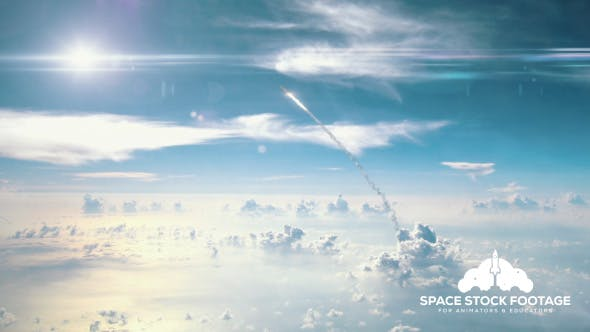 Thumbnail for Rocket Launching into Space 2