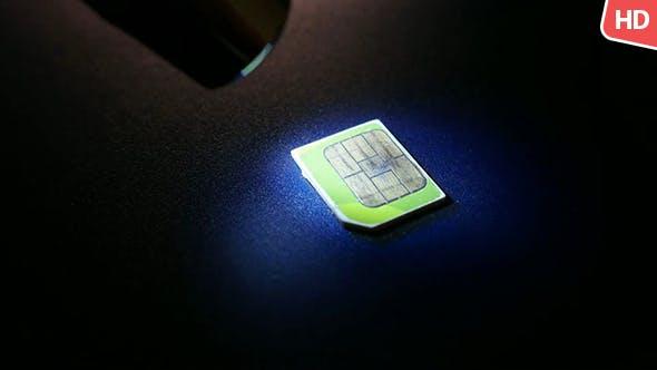 Thumbnail for Mobile Sim Card 0241