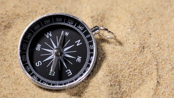 Thumbnail for Compass In The Sand