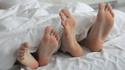 Resting Couple
