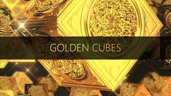 Thumbnail for Golden Cubes