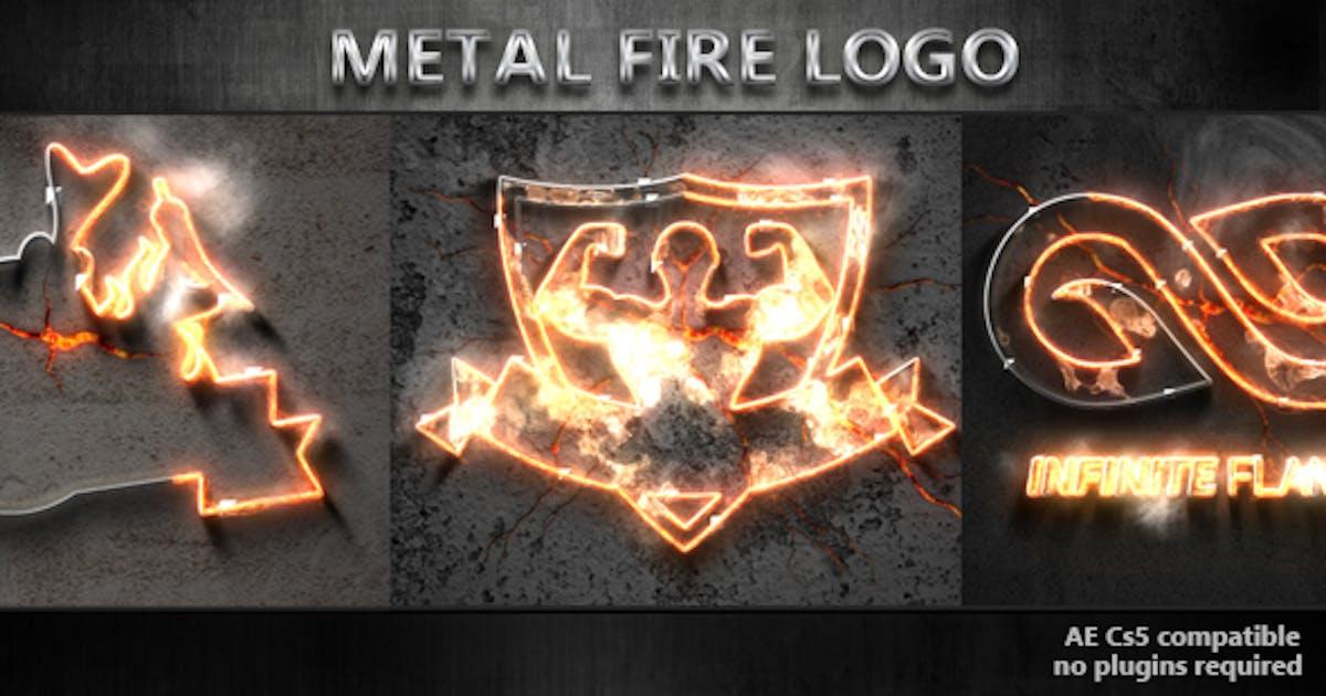 Download Metal Fire Logo by marcobelli