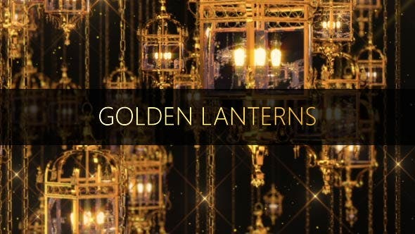 Thumbnail for Golden Lanterns