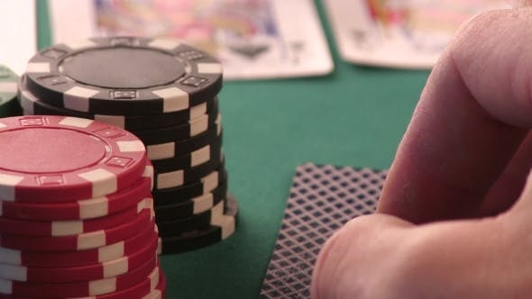 Thumbnail for Ace And King And Poker Chips