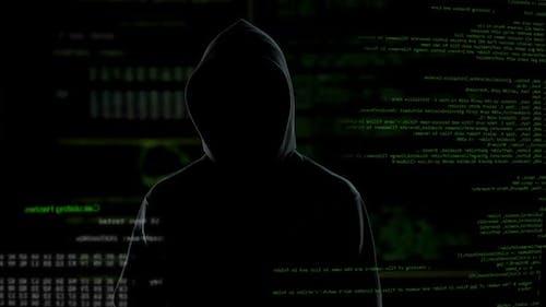 Cybersecurity Datenschutzproblem, persönliche Daten brauchen Schutz, Hacking