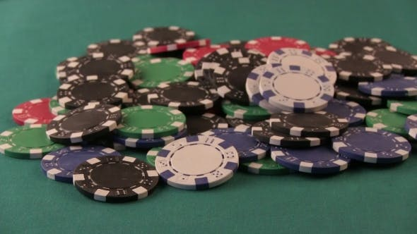Thumbnail for Poker Chips Falling Down