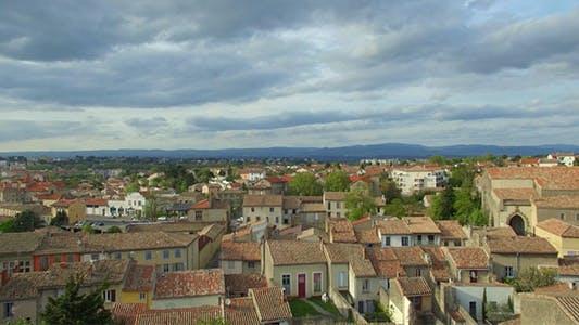 Thumbnail for European Town Aerial 6