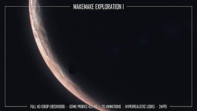 Makemake Planet Exploration I