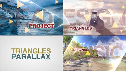 Triangles World of Parallax