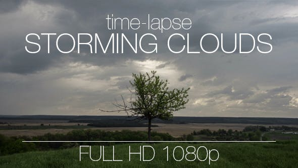 Thumbnail for Storming Clouds 1080p